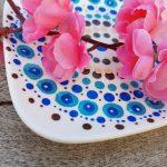 Workshop Paint Dotting Sweets plates - Casa de los Sentidos - Javea